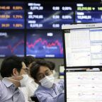 Asian shares take breather after Wall Street gains