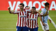 Celta draw leaves Atleti waiting for Champions League 'objective'