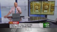 Cramer: Cannabis is a long-term play, but be cautious of management