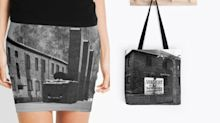 Auschwitz slams online store over items with images of Nazi death camp