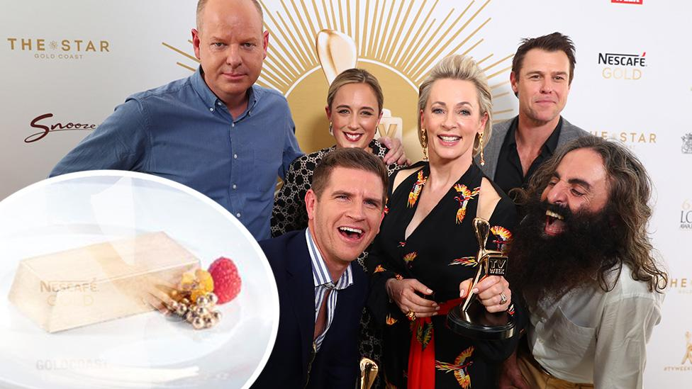 This is what celebs will be eating at Logies 2019