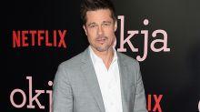Brad Pitt cree que está viejo para seguir protagonizando películas