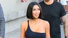 Kim Kardashian West Gets Real About Her Body-Sculpting Workout