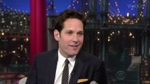 Paul Rudd's Son Called 'Ant-Man' Stupid