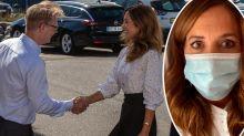 Princess Mary apologises over coronavirus protocol blunder