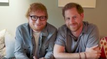 'Gingers Unite': Prince Harry and Ed Sheeran team up for World Mental Health Day with comical video