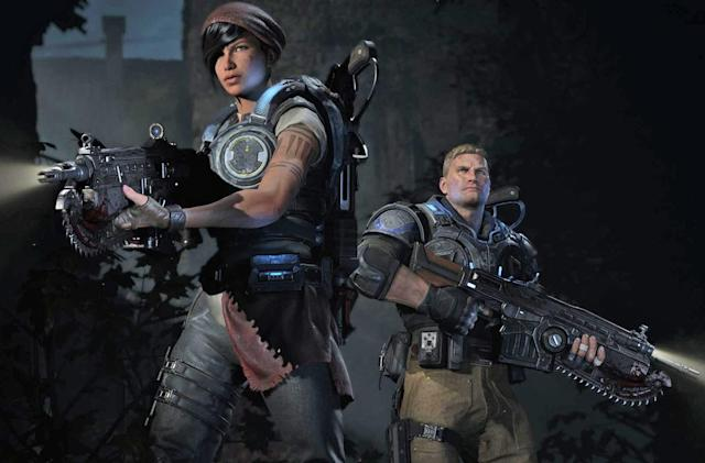 'Gears of War 4' multiplayer beta starts April 18th