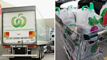 Woolworths customer stunned by unexpected surprise in grocery delivery