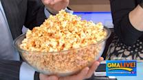 Oscars 2013: Popcorn Recipes for Your Party