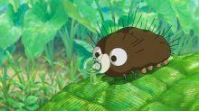 《毛毛蟲波羅》劇照來了,宮崎駿首部 CG 動畫