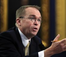 Mick Mulvaney will be just the acting chief of staff 'because that's what the president wants,' White House says