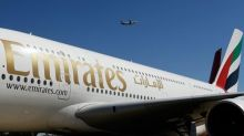 Emirates plane in emergency landing after mid-air engine 'explosion'