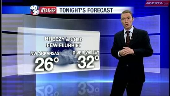 Darby's Weather Webcast, March10