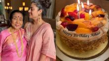 Asha Bhosle Celebrates 87th Birthday With Grandchildren, Her Granddaughter Shares Heartfelt Wishes