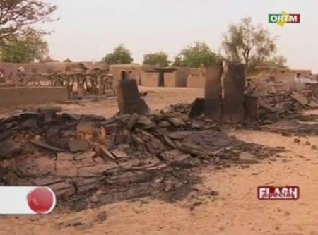 Mali lowers estimate of village raid death toll to 35