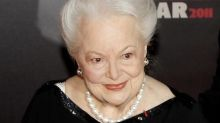 Estrella de Hollywood Olivia de Havilland muere a los 104 años