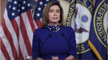 Nancy Pelosi calls rule-flouting salon visit a 'setup'