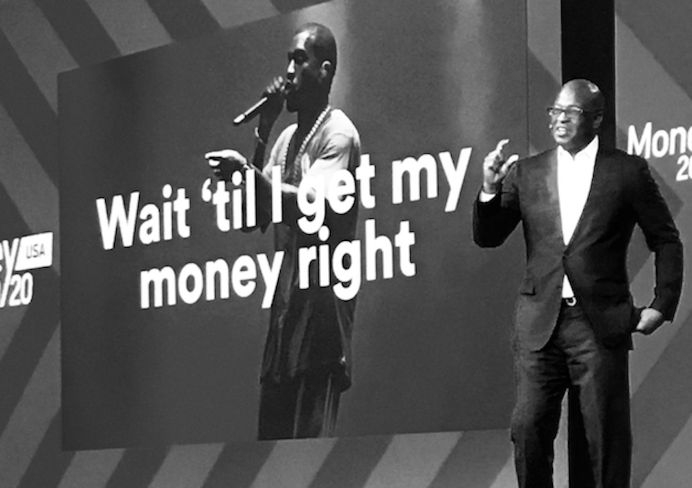 BlackRock CMO invokes Kanye West lyric for the financial services industry