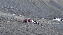 RCMP say three dead in glacier bus rollover in Rocky Mountains