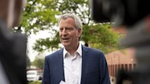 New York's De Blasio, At 0.5%, Skirts Likability Issue for 2020