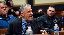 Watch Comedian Jon Stewart Tear Apart The US Congress Over 9/11 Victims' Compensation