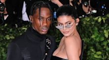 Kylie Jenner shed some light on her and Travis Scott's current living situation