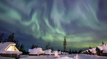 These are the best hotels to see the Northern Lights