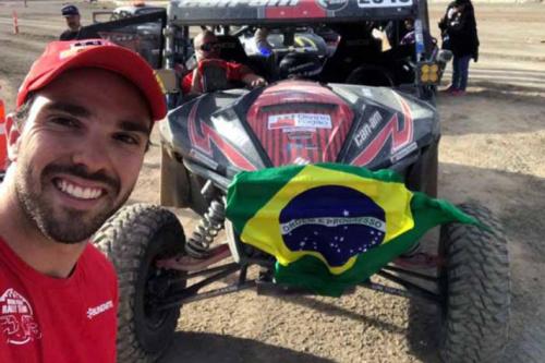 Off-road: Gabriel Varela conquista outro pódio nos EUA