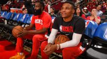 Report: Expect Houston to open training camp, season, with Westbrook, Harden on roster