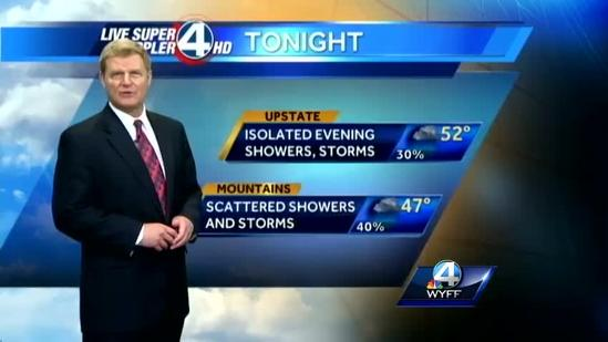 John Cessarich's Forecast for May 07, 2013