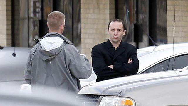 Suspect in ricin-letters case makes court appearance