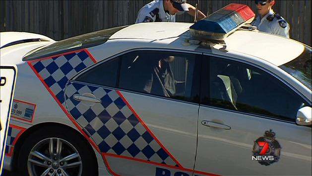 Policeman hurt in road-rage attack