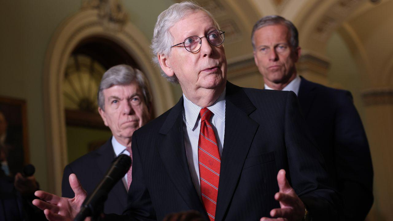 """""""Same rotten core"""": McConnell rejects Manchin's voting rights compromise – Yahoo News"""