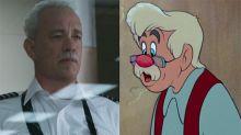 Tom Hanks podría ser Geppetto en la próxima película de Pinocho