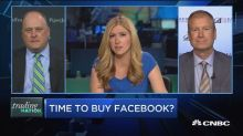 Facebook just entered a 'death cross,' which could signal a failed relief rally: Piper Jaffray