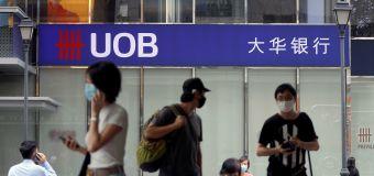 Singapore's UOB Q1 profit rises 18% on record fee income