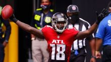"""Calvin Ridley """"pretty sure"""" he will finish rehab in time for start of camp"""