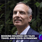 Booking Holdings CEO Glenn Fogel on the return of air travel