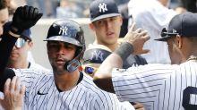Yankees 7, Athletics 5: Offensive explosion drives comeback win