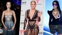 The Nakedest Outfits Of The Year