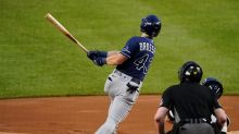 Brosseau gets payback as Rays beat Yankees again, 5-2