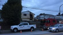 7 people hospitalized after Burnaby house fire
