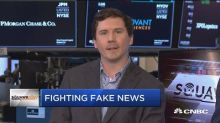 Fmr. Facebook news curator on fighting fake news