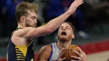 Pistons, Blake Griffin reportedly working on buyout