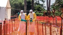 Ebola Keeps Coming Back. This Time's It's In A Conflict Zone.