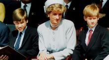 'Diana, Our Mother': William and Harry Remember Their Mum