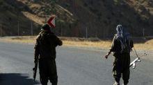 Turkish drone kills 2 Iraqi officers in Kurdish region: army