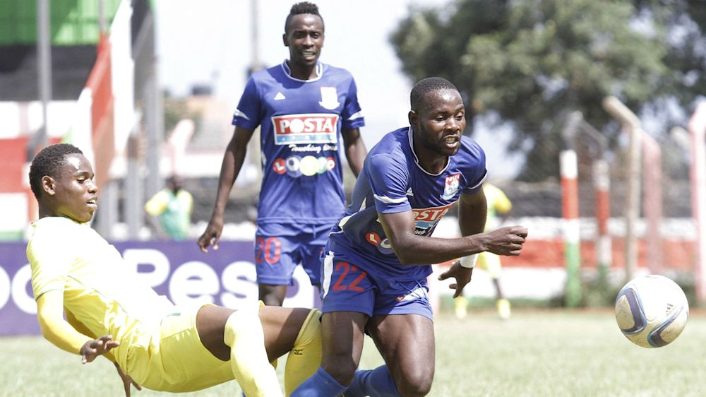 Muhoroni Youth 1-1 Posta Rangers: League leaders drop points