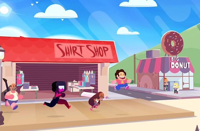 A new 'Steven Universe' RPG is headed to consoles