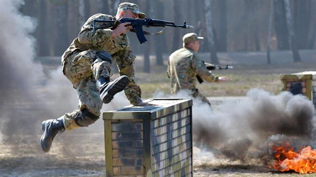Ukraine Military Ill-Equipped to Face Russia